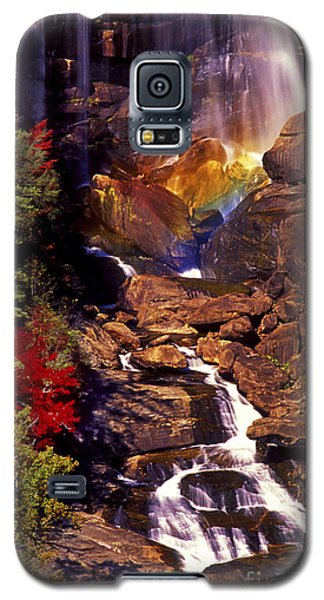 Golden Rainbow Galaxy S5 Case by Paul W Faust -  Impressions of Light