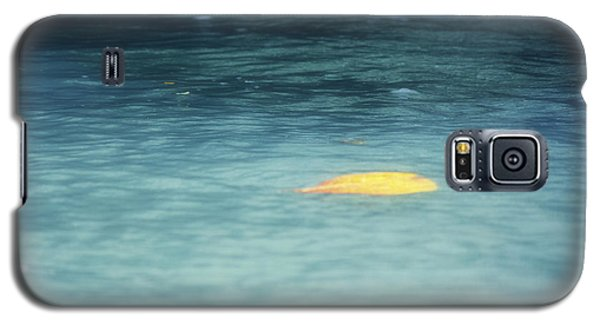 Galaxy S5 Case featuring the photograph Golden Reflections by Melanie Lankford Photography