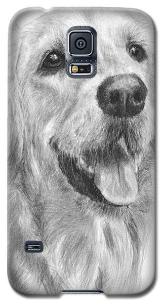 Golden Retriever Duncan Galaxy S5 Case