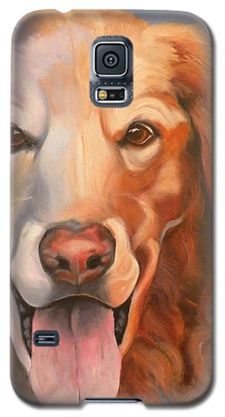 Golden Retriever Till There Was You Galaxy S5 Case