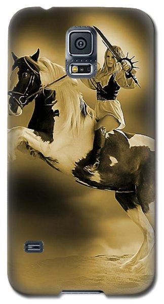 Golden Rider Galaxy S5 Case