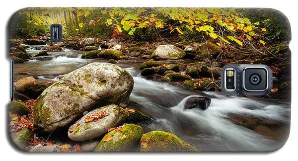 Golden River Rush Galaxy S5 Case