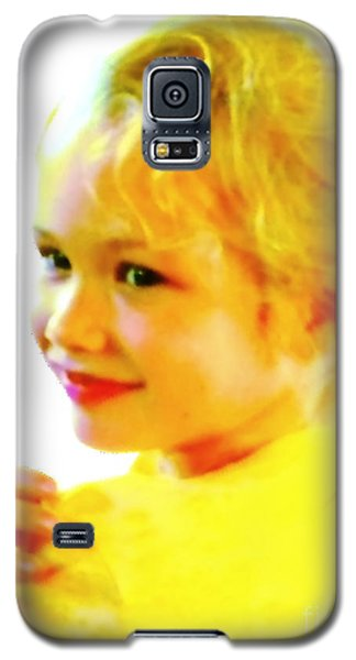 Galaxy S5 Case featuring the photograph Golden Slumbers by Jesse Ciazza
