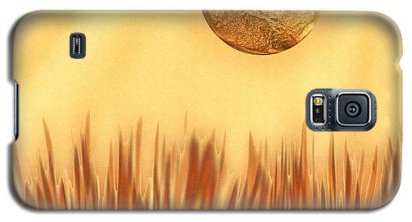 Golden Summers Galaxy S5 Case by Wendy J St Christopher