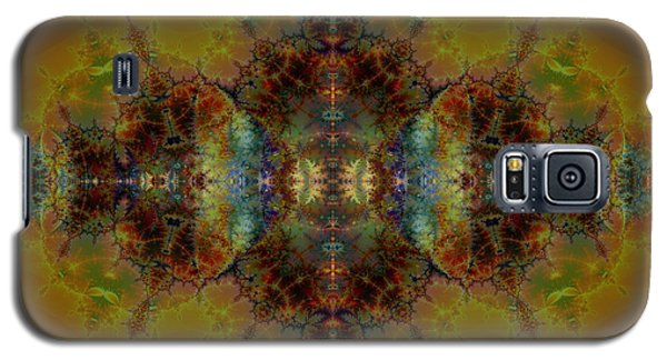 Golden Tapestry Galaxy S5 Case