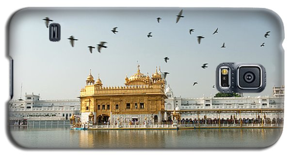 Golden Temple In Amritsar Galaxy S5 Case