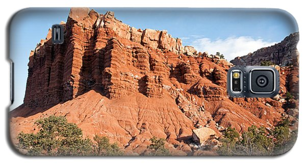 Golden Throne Capitol Reef National Park Galaxy S5 Case