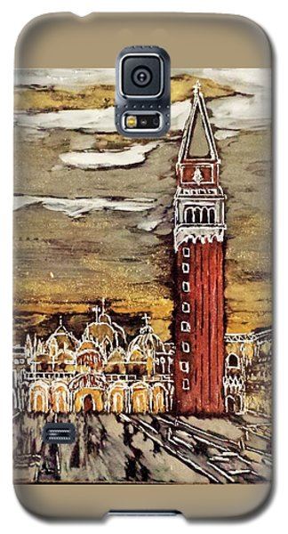 Golden Venice Galaxy S5 Case