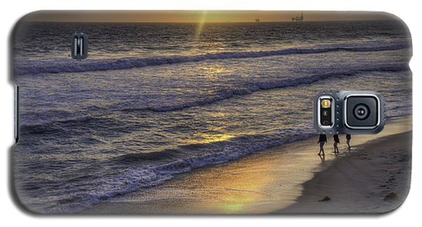 Golden West Sunset Galaxy S5 Case by Spencer McDonald