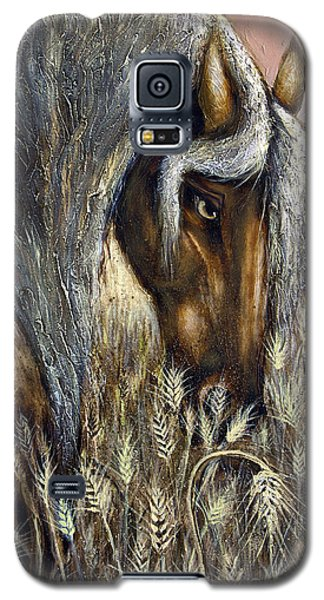 Golden Years Harvest Galaxy S5 Case