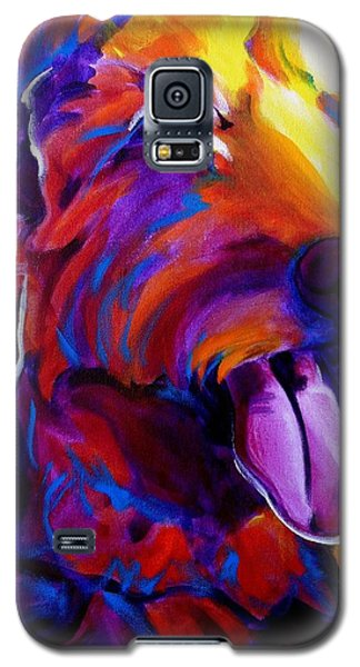 Goldendoodle - Dawny Galaxy S5 Case
