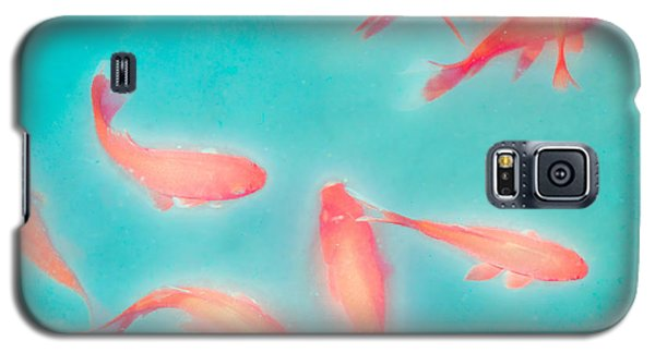 Goldfish - Glowing Fish - Gary Heller Galaxy S5 Case