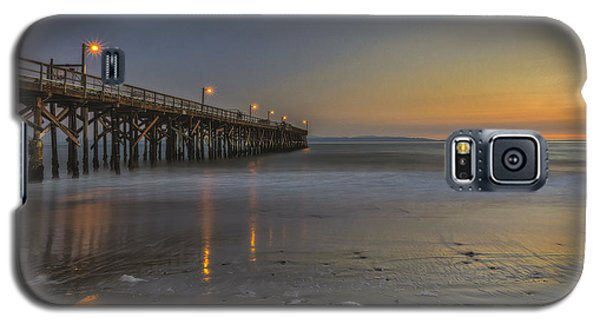Goleta At Sunset Galaxy S5 Case