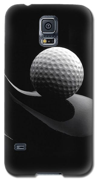 Golf Ball And Club Galaxy S5 Case