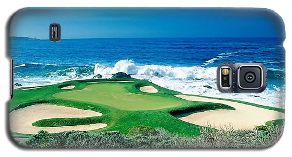 Golf Course Beauty Galaxy S5 Case