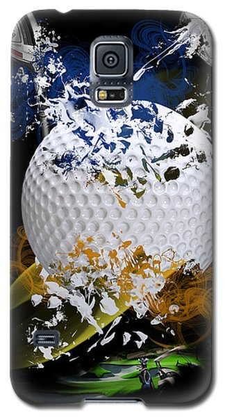 Golf Explosion Galaxy S5 Case
