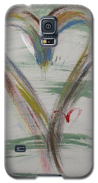 Golf Heart Galaxy S5 Case