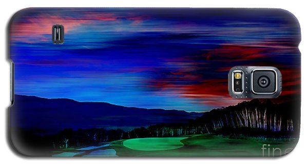 Golf Galaxy S5 Case