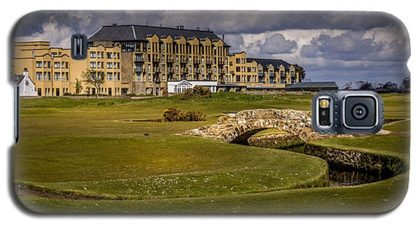 Wall Art Swilcan Bridge St Andrews Scotland Galaxy S5 Case