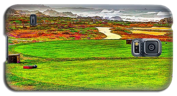 Golf Tee At Spyglass Hill Galaxy S5 Case