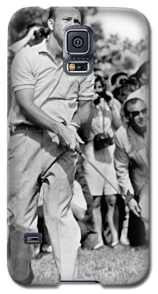 Golfer Arnold Palmer Galaxy S5 Case