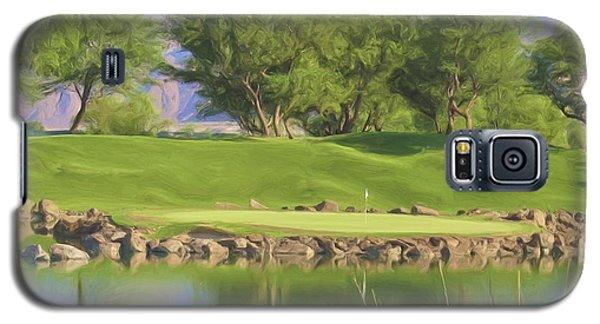 Golfers Lament - Alcatraz Galaxy S5 Case