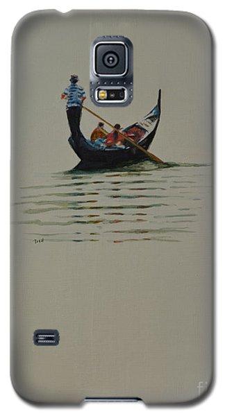 Gondola Galaxy S5 Case