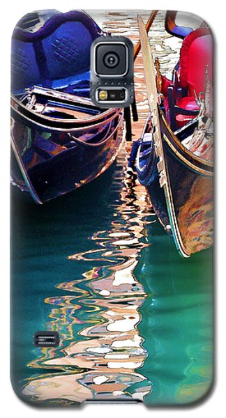 Gondola Love Galaxy S5 Case by Brian Davis