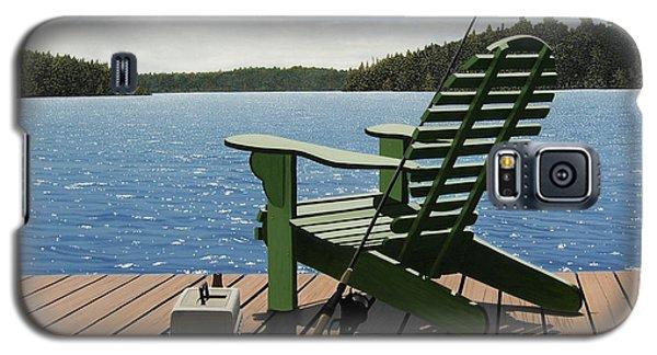 Gone Fishing Aka Fishing Chair Galaxy S5 Case