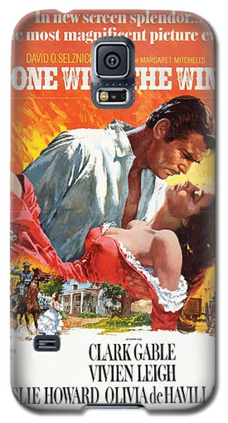 Gone With The Wind - 1939 Galaxy S5 Case