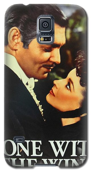Gone With The Wind Galaxy S5 Case by Natalie Ortiz