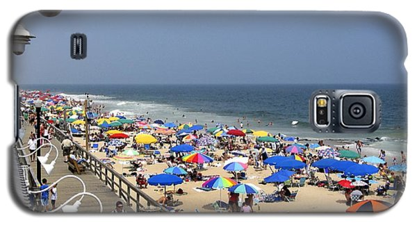 Good Beach Day At Bethany Beach In Delaware Galaxy S5 Case
