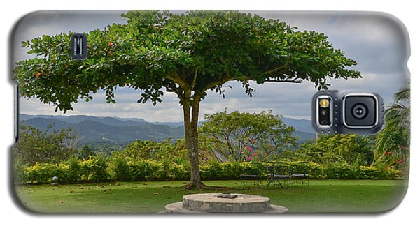Good Hope Estate Lawn Jamaica Galaxy S5 Case