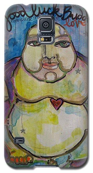 Good Luck Buddha Galaxy S5 Case