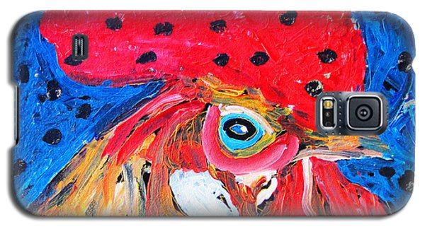 Good Luck Rooster Galaxy S5 Case