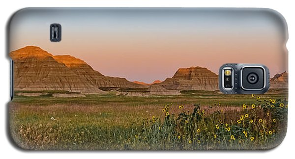 Good Morning Badlands II Galaxy S5 Case by Patti Deters