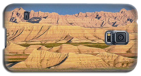 Good Morning Badlands I Galaxy S5 Case by Patti Deters