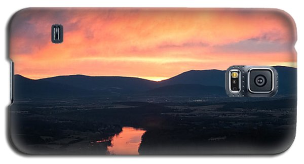 Good Morning Blue Ridge Galaxy S5 Case