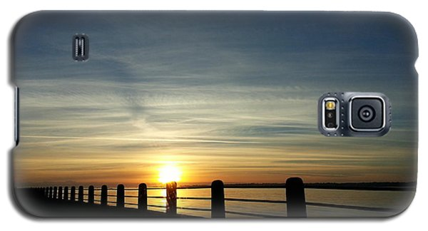 Galaxy S5 Case featuring the photograph Good Morning Carolina by Joetta Beauford