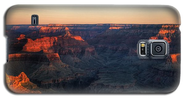 Good Morning Galaxy S5 Case by Dave Files