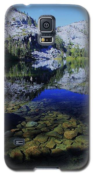 Good Morning Eagle Lake Galaxy S5 Case