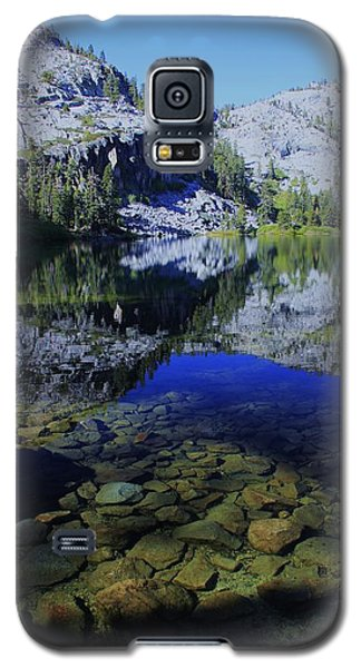Good Morning Eagle Lake Galaxy S5 Case