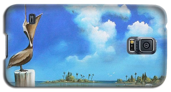 Good Morning Florida Galaxy S5 Case