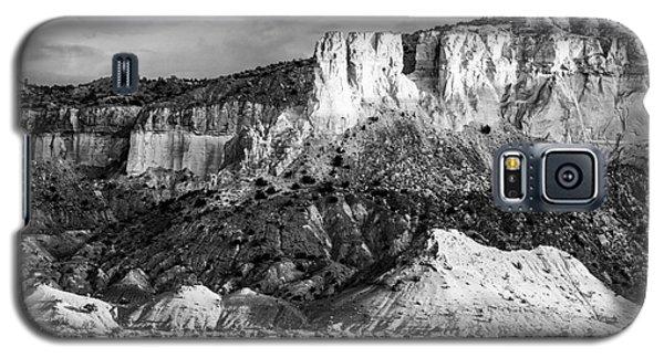 Sangre De Cristo Galaxy S5 Case - Good Morning Ghost Ranch - Abiquiu New Mexico by Silvio Ligutti
