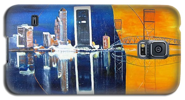 Good Morning Jacksonville Galaxy S5 Case by Gary Smith