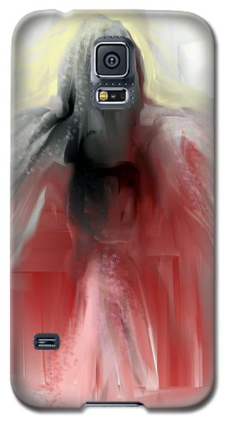 Good Morning Galaxy S5 Case by Jessica Wright