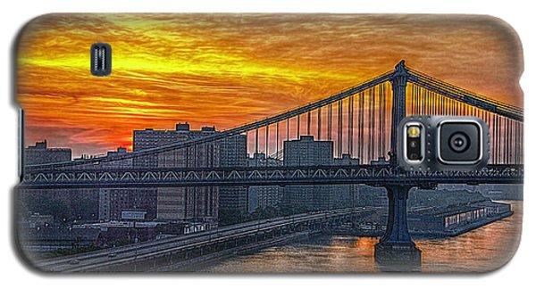 Good Morning New York Galaxy S5 Case