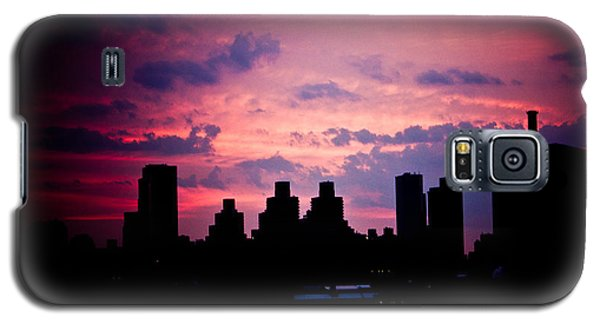 Galaxy S5 Case featuring the photograph Good Morning New York by Sara Frank