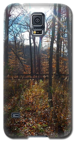 Good Morning Galaxy S5 Case by Pamela Clements