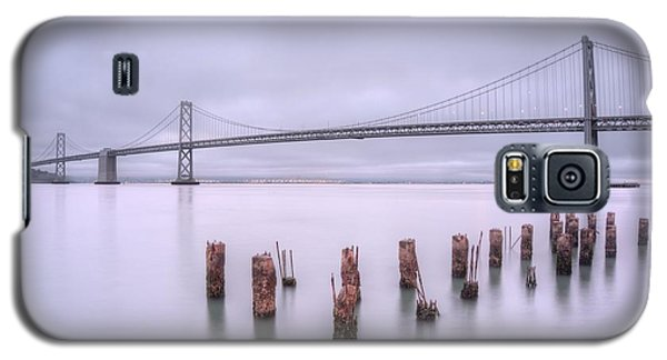 Galaxy S5 Case featuring the photograph Good Morning San Francisco by Peter Thoeny